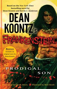 Frankenstein: Prodigal Son (Graphic Novel)