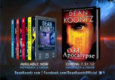 Odd Thomas series video