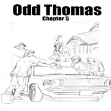 Dean Agrees To A Second Odd Thomas Graphic Novel