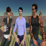 Join Dean for a Reprise of SECOND LIFE Event!