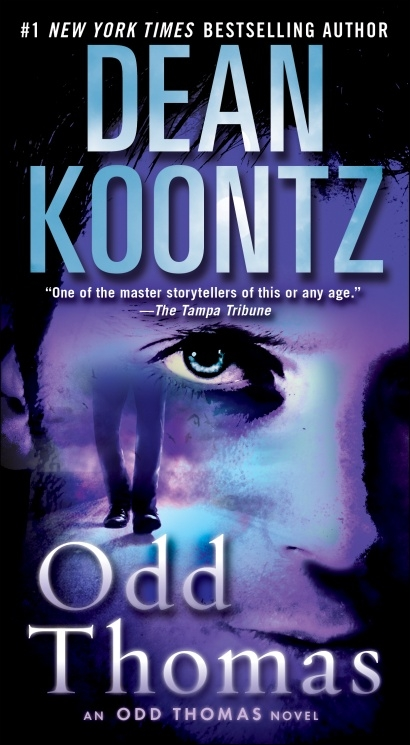 Cover of the first Odd Thomas novel by Dean Koontz.