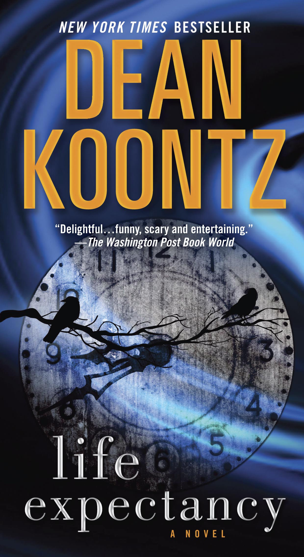 Life Expectancy Dean Koontz