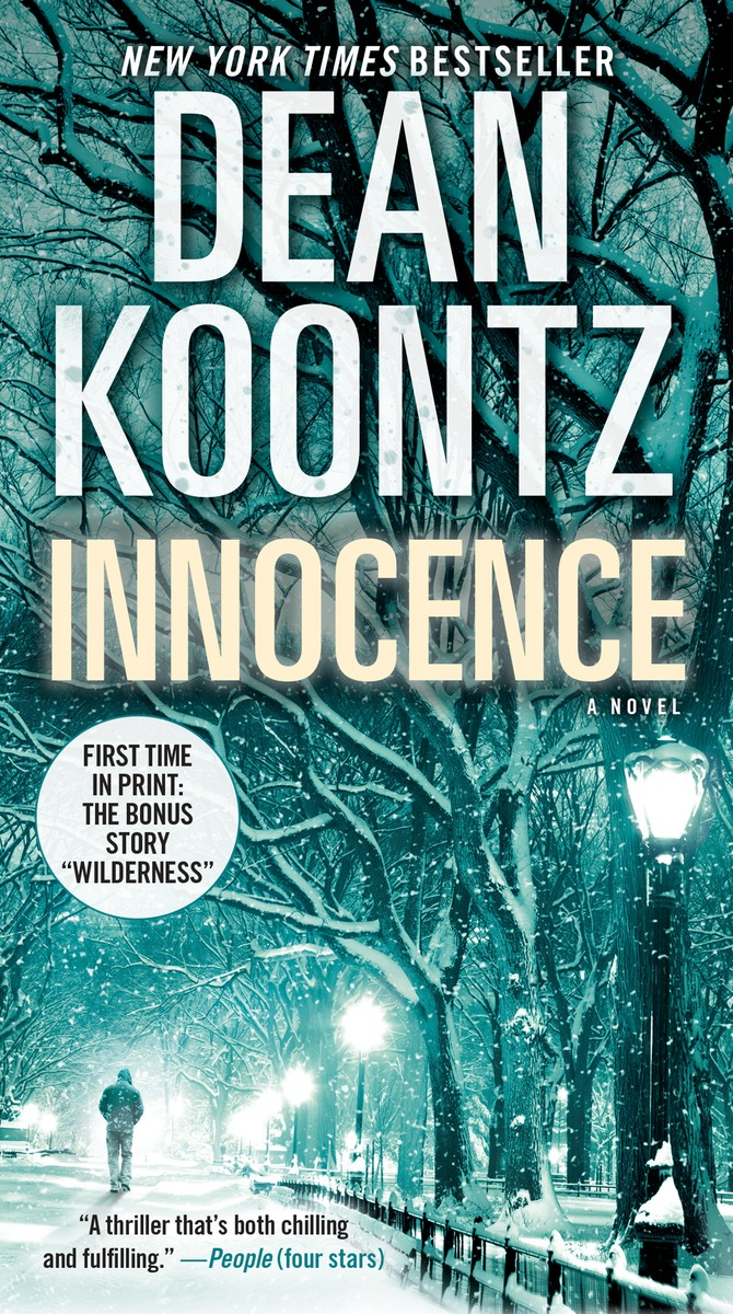 INNOCENCE is now in Paperback!