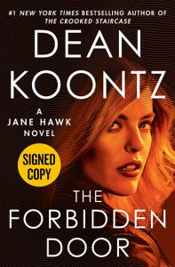 Dean koontz pre order a signed edition of the forbidden door fandeluxe Gallery